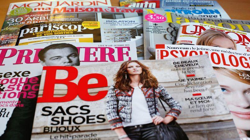 Le chiffre d'affaire des dix magazines en vente est de 48 millions d'euros.