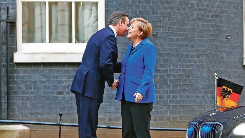 Les dirigeants européens très préoccupés par la situation en Crimée