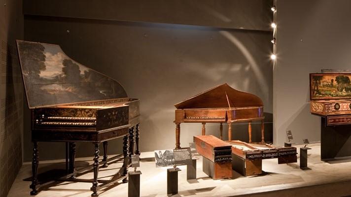 Musée de la Musique à La Villette.