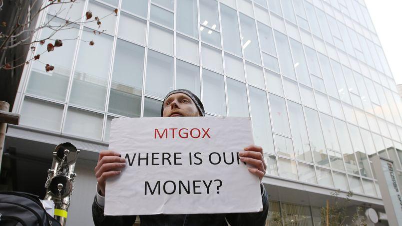 «Une faille datant de 2011 aurait permis de dupliquer les transactions sur la plateforme MtGox, et 400 millions de dollars se sont évaporés»