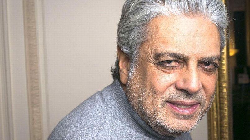 Enrico Macias, le 13 novembre 2012 à Paris.
