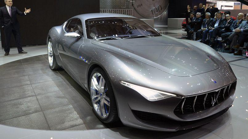 maserati alfieri elle arrive en 2016. Black Bedroom Furniture Sets. Home Design Ideas
