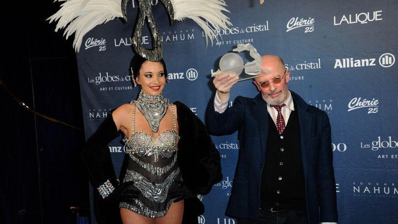 En 2013, Jacques Audiard a remporté un Globe de Cristal pour son film De rouille et d'os.