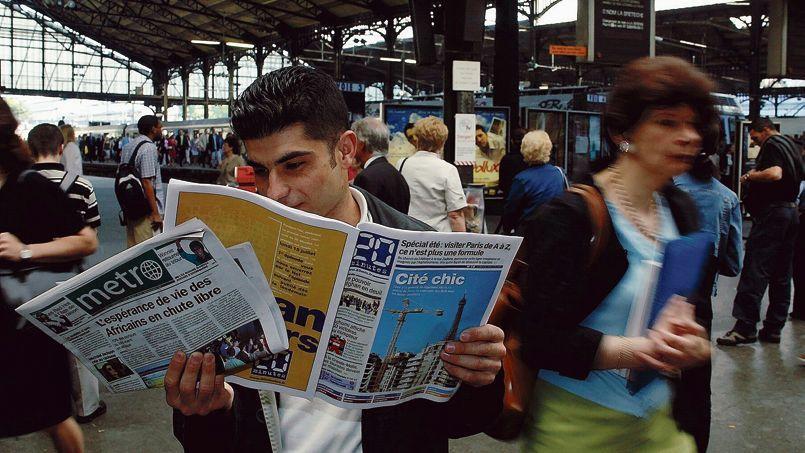 La presse gratuite a subi le retournement brutal du marché publicitaire, sa seule source de revenu.