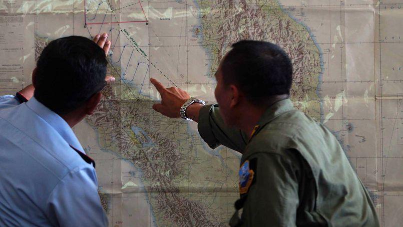 Cinq jours après la disparition du vol MH370 de la Malaysia Airlines, les enquêteurs n'ont toujours pas retrouvé la trace du Boeing 777.