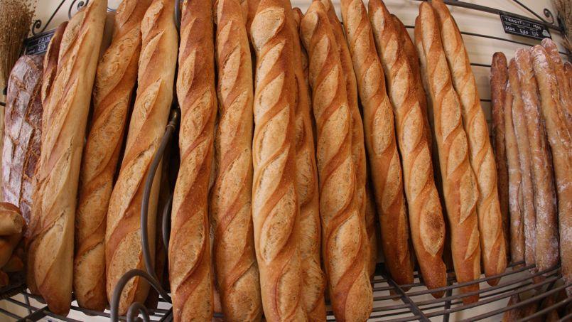 Faute de temps, les Français se déplacent moins souvent dans les boulangeries