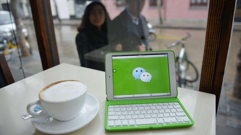 WeChat, l'appli chinoise qui rivalise avec WhatsApp