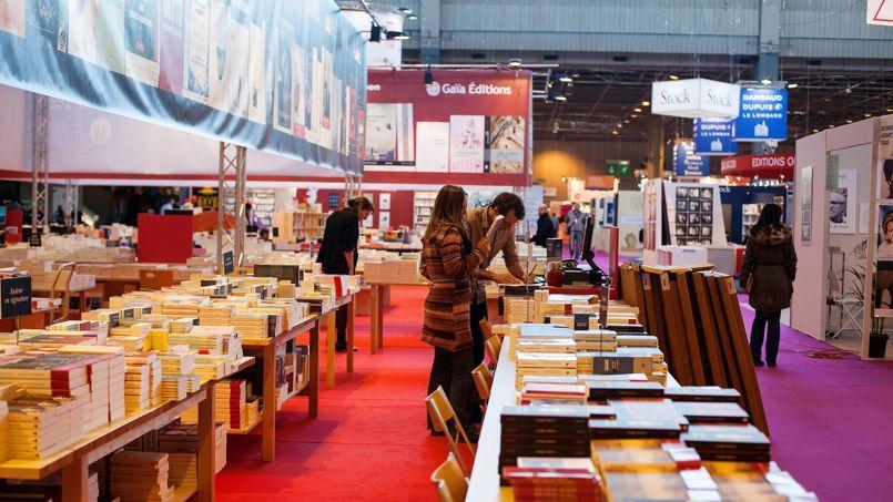 Le salon du livre ouvre ses portes sur fond d 39 inqui tudes for Salon gourmet porte de versailles