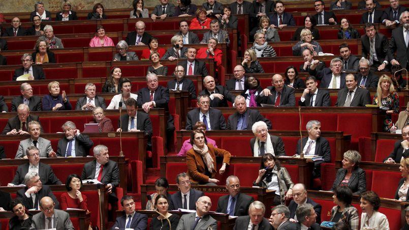 Temps partiel: les députés rattrapés par leur propre loi