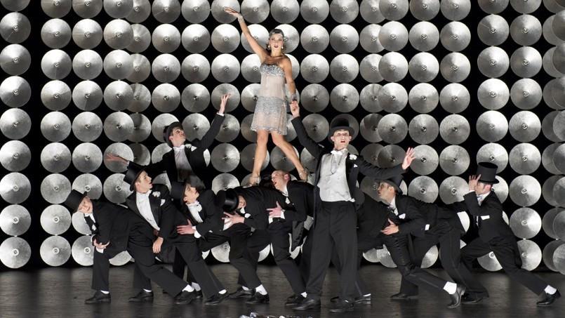 Relâche, interprété par les danseurs du ballet de Nancy, à l'Opéra national de Lorraine.