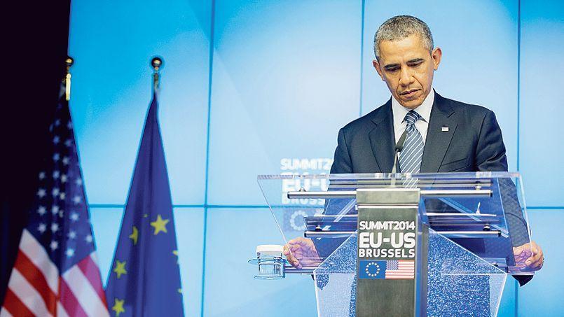 «L'Europe et l'Otan forment la pierre angulaire de la sécurité des États-Unis», a déclaré Barack Obama, mercredi 26 mars, à Bruxelles.