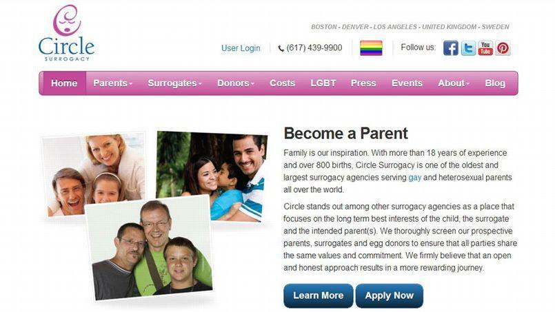 Circle Surrogacy fait partie des entreprises visées par l'association Les juristes pour l'enfance.