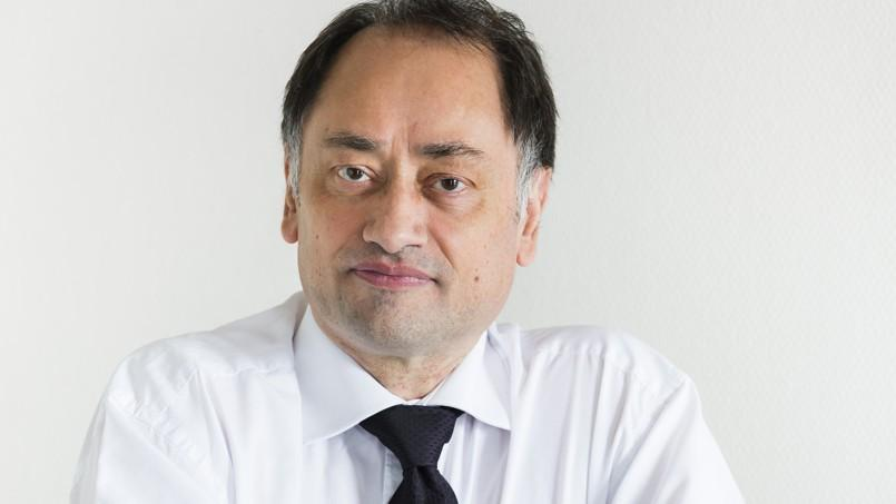 Daniel Panetto, nouveau président de l'UNDP.
