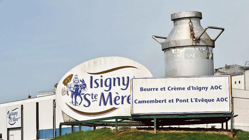 La PME chinoise Biostime est entrée au capital de la coopérative laitière Isigny-Sainte-Mère, à hauteur de 20%.