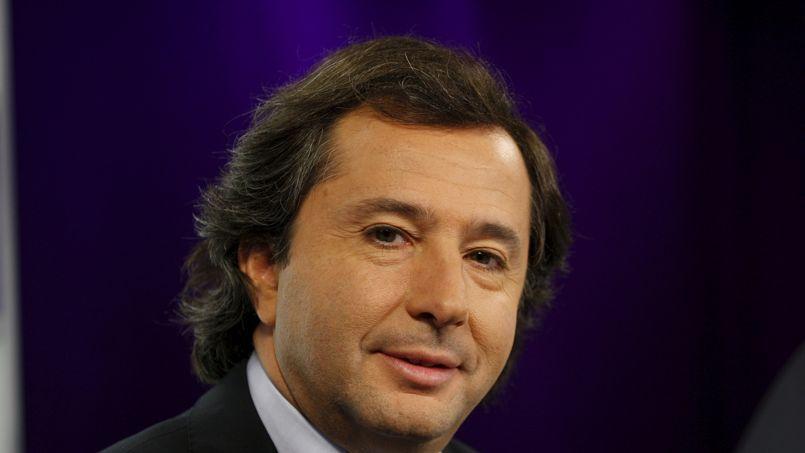 Pierre Fraidenraich, ancien directeur général d'I-Télé, était l'invité du buzz media Orange-Le Figaro en 2009.Jean-Christophe MARMARA / Le Figaro