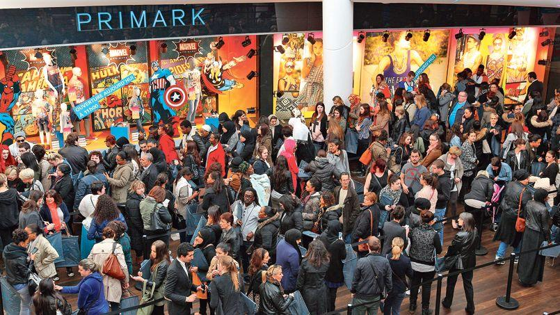 societes ARTFIG primark poursuit son offensive en france.