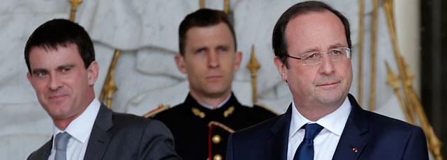 En direct : Manuel Valls nommé premier ministre par François Hollande