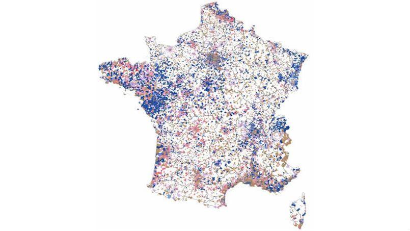 Les résultats des municipales commune par commune du 1er et du 2e tour