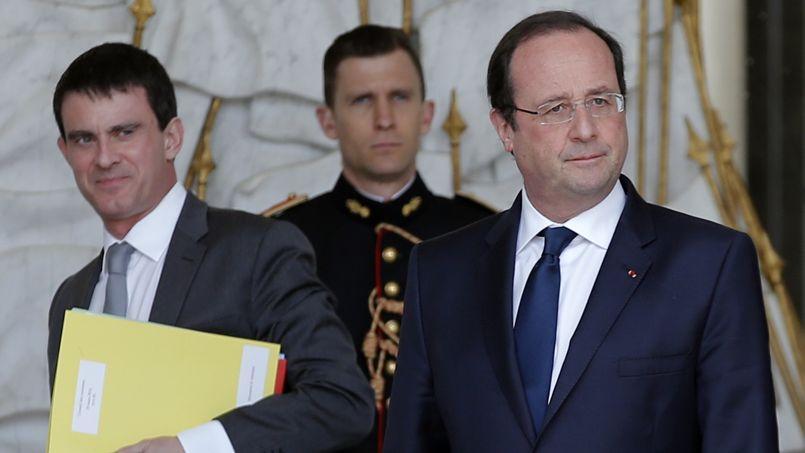 Manuel Valls à Matignon : François Hollande joue son va-tout