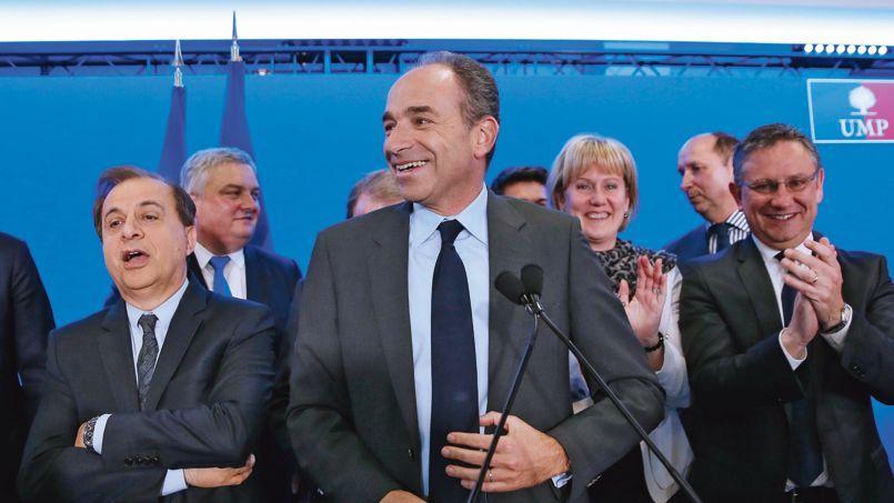 «L'UMP a fait la démonstration qu'il est redevenu le premier parti de France», a déclaré dimanche soir son président, Jean-François Copé.