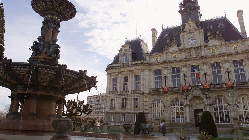 La mairie de Limoges. Sébastien SORIANO/ Le Figaro