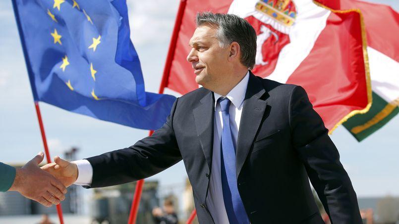 Le premier ministre Victor Orban en avril 2013.
