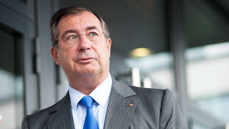 Martin Bouygues, PDG du groupe qui porte son nom.