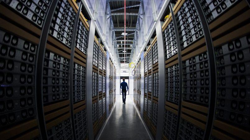 Le data center de Facebook en Suède. Analysées, triées et exploitées à des fins marketing ou d'optimisation, les données informatiques valent de l'or aujourd'hui.