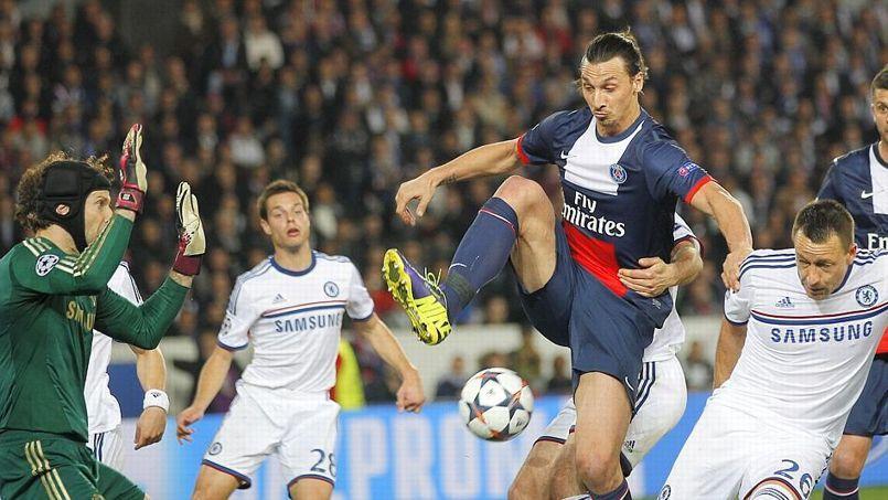 Le Suédois Zlatan Ibrahimovic est l'une des nombreuses stars qui participent cette année à la Ligue des champions.