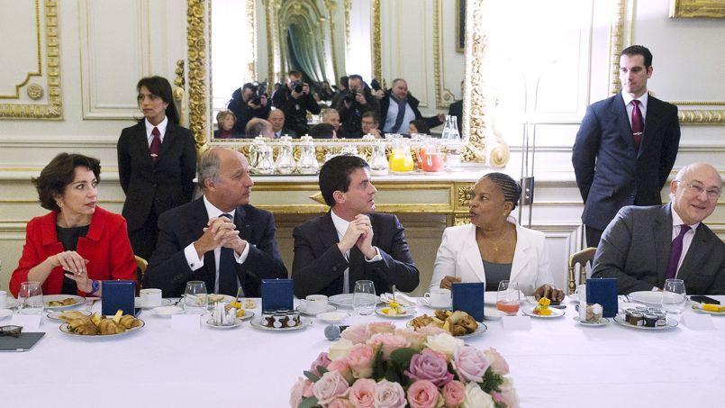 Manuel Valls rend fous les cuisiniers de Matignon