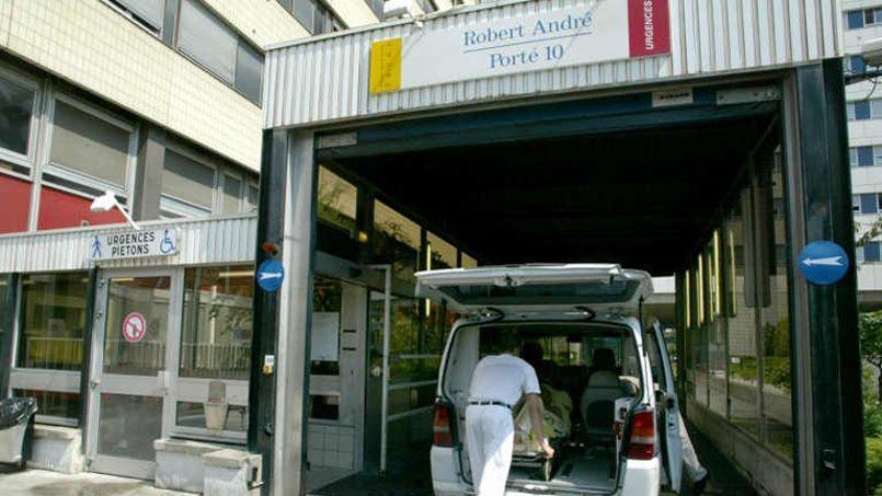 La réorganisation des urgences hospitalières est souhaitée par le Medef. (Crédit: Sébastien Soriano/Le Figaro)