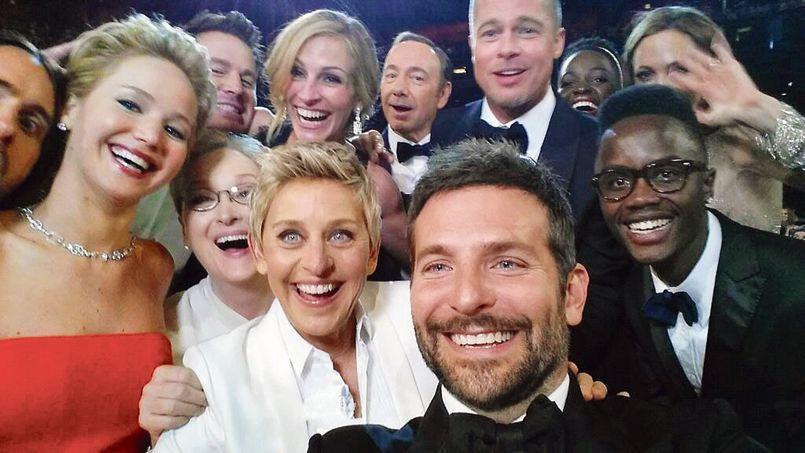 Le selfie d'Ellen DeGeneres a été évalué entre 800 millions et 1 milliard de dollars.