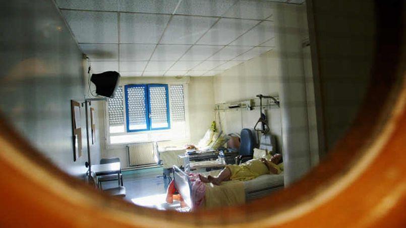 Les hôpitaux ont trop financé leurs investissements par l'emprunt. (Crédit: Martine Archambault/Le Figaro)