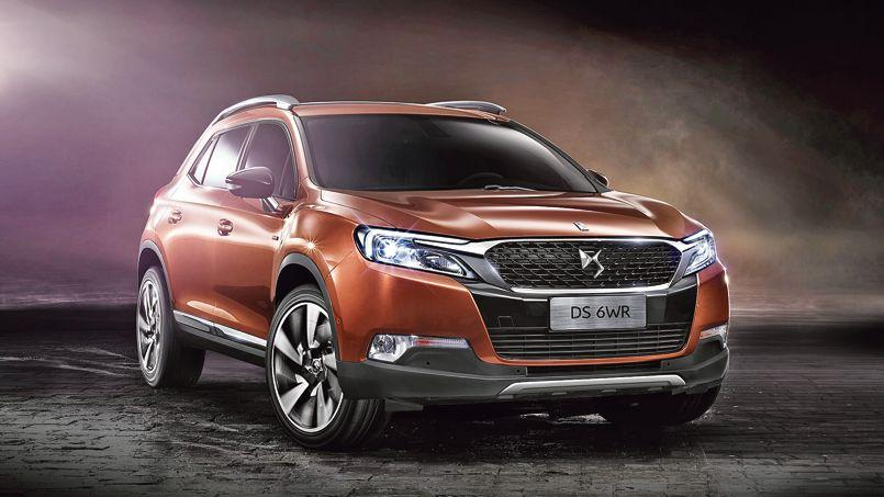 DS 6WR et Peugeot Exalt, futurs haut de gamme de PSA