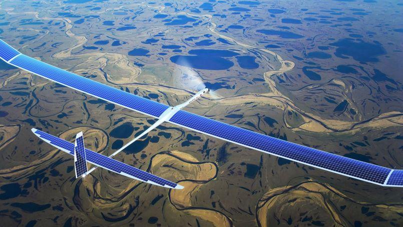 Les drones de Titan Aerospace serviraient notamment à améliorer l'accès internet dans des zones reculées.