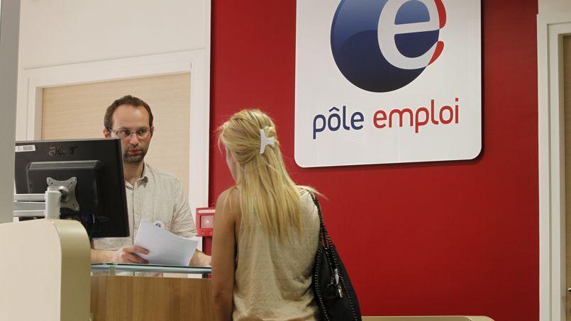 En France, un jeune sur quatre est au chômage. Photo: Jean-Christophe Marmara/Le Figaro.