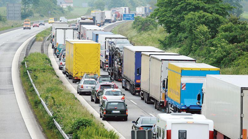 Le «pavillon français» ne représente plus que 10% du marché européen du transport international de marchandises alors qu'en 1999, il était encore de 50%.