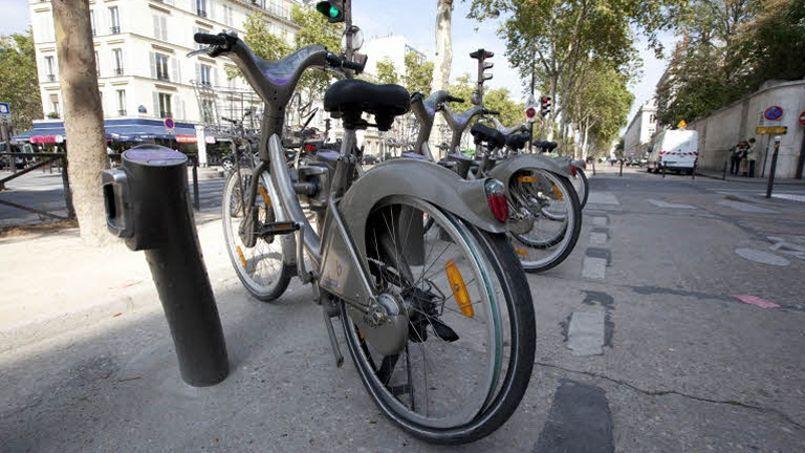 Les Vélib' sont fabriqués par le groupe JC Decaux.