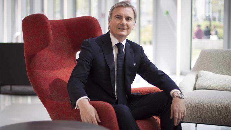 Jean-Yves Charlier, PDG de SFR.