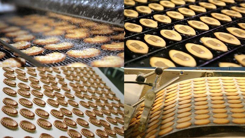 L'entreprise Poult réalise notamment pour les grands distributeurs des palmiers, des barquettes, des tartelettes et des tuiles. Crédits photo: Groupe Poult.