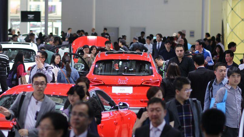 Audi, un modèle de succès en Chine