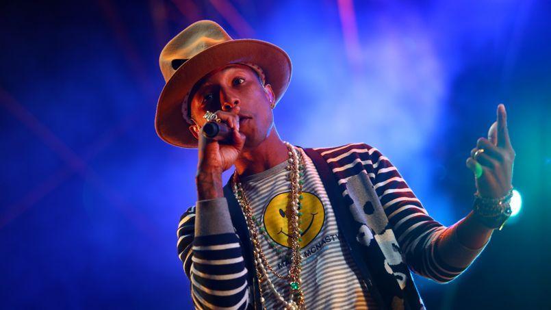 Pharrell Williams sera-t-il à Paris pour le vernissage de son exposition?