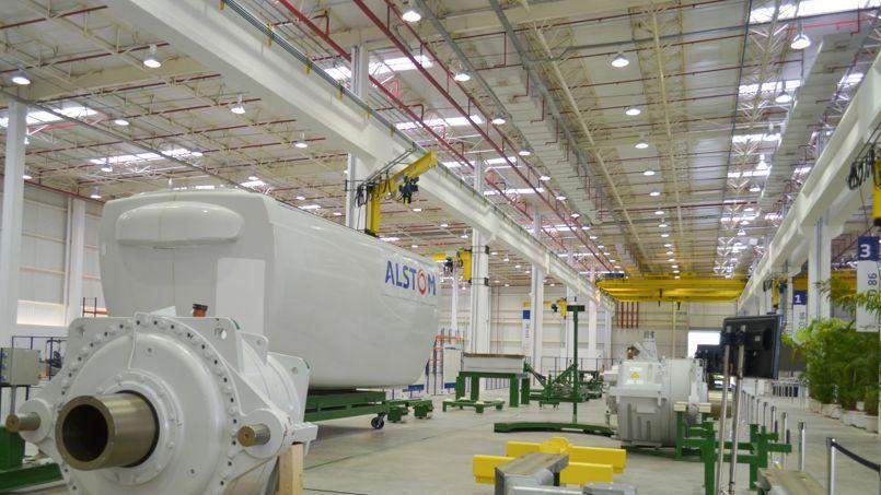 Alstom, un géant français de l'industrie