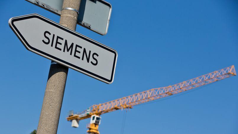 Alstom : le gouvernement travaille à un projet franco-allemand avec Siemens