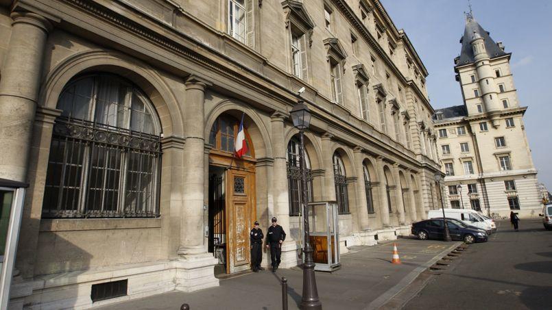 Le 36 quai des Orfèvres, siège de la police judiciaire.