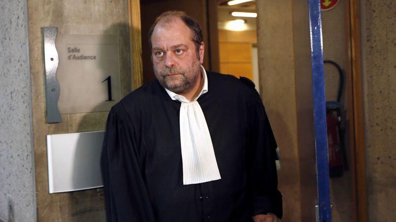 Me Éric Dupond-Moretti, l'un des quatre avocats de Jamel Leulmi.