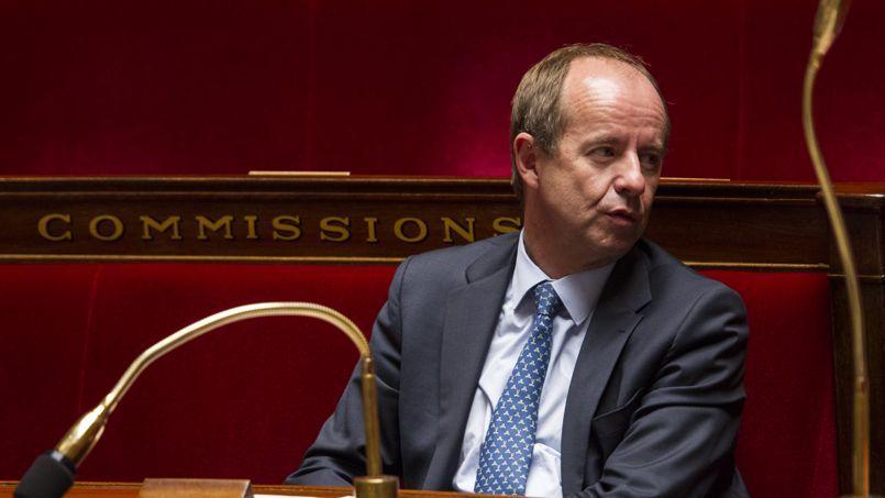 Jean-Jacques Urvoas, président de la commission des Lois à l'Assemblée nationale.