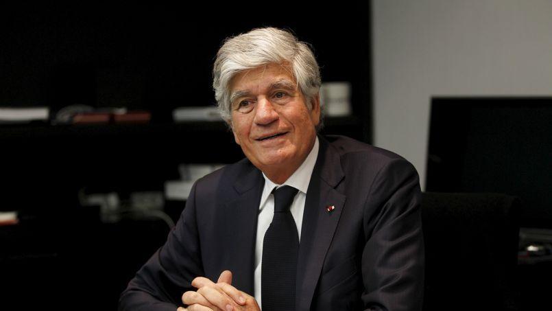Maurice Lévy, président du directoire de Publicis. Crédit photo: Jean-Christophe MARMARA / Le Figaro