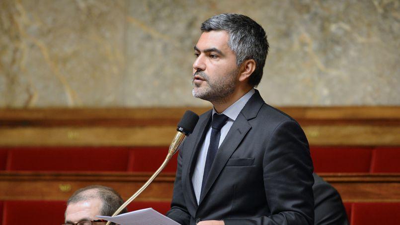 Le député écologiste Sergio Coronado, à l'Assemblée nationale, le 29 janvier.