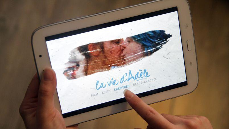 Les menus, bonus et chapitres des films seront toujours présents dans la version numérique.